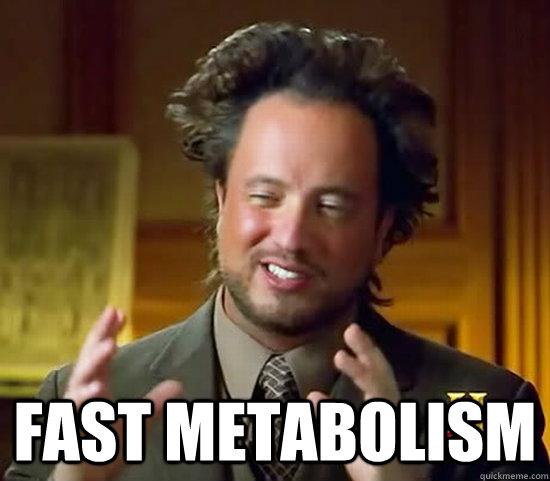 Бърз Метаболизъм